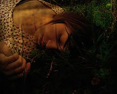 Giovane in sonno o le abilità dell'inconscio